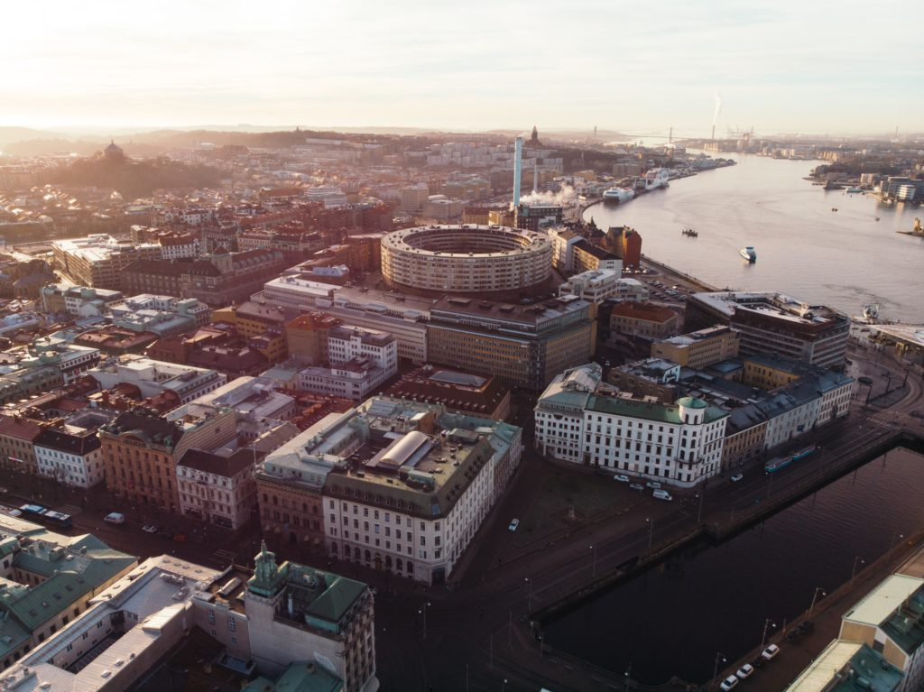 Gothenburg launches survey on traffic data analysis and monitoring