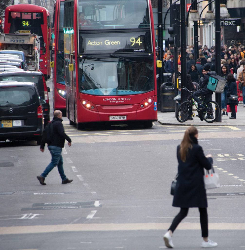 London announces car-free zones as congestion charge returns