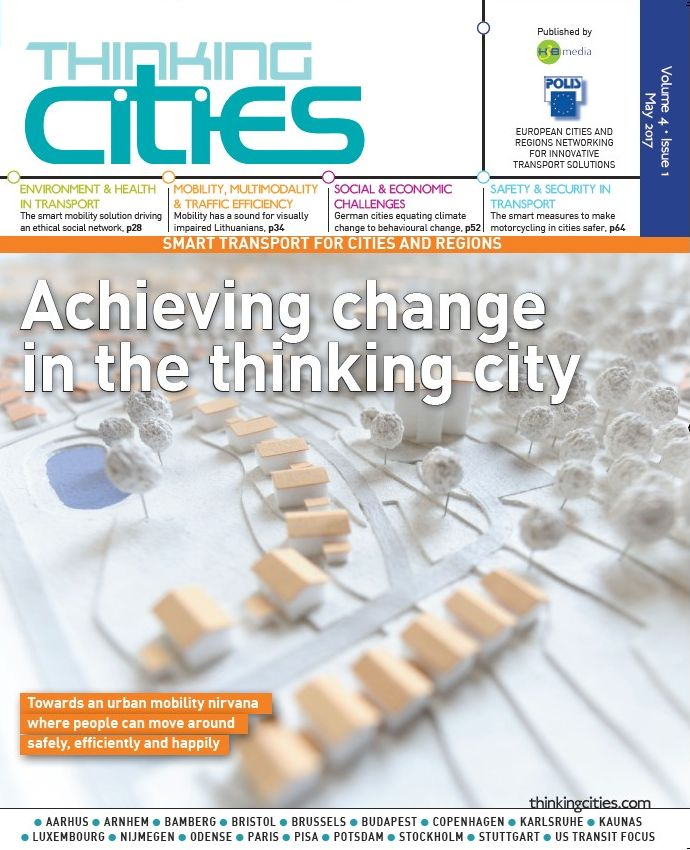 Thinking Cities magazine #8