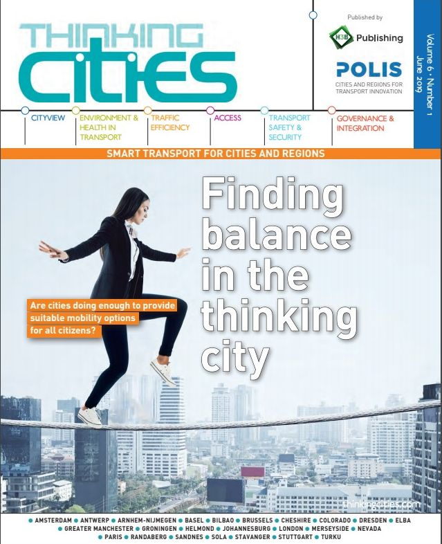 Thinking Cities magazine #12