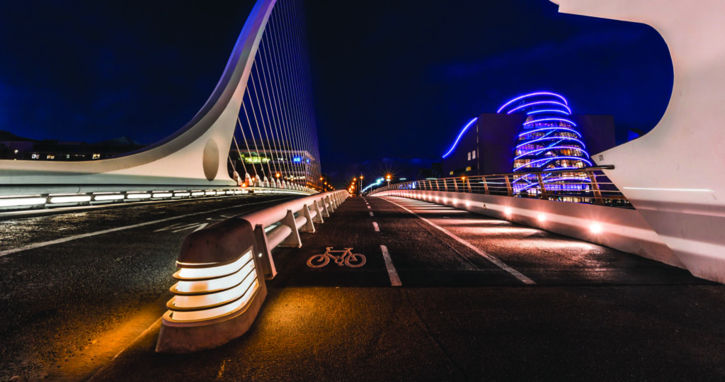 Dublin publishes mobility recovery plan