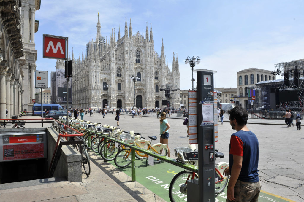Milan proposes post-COVID plans for walking and cycling