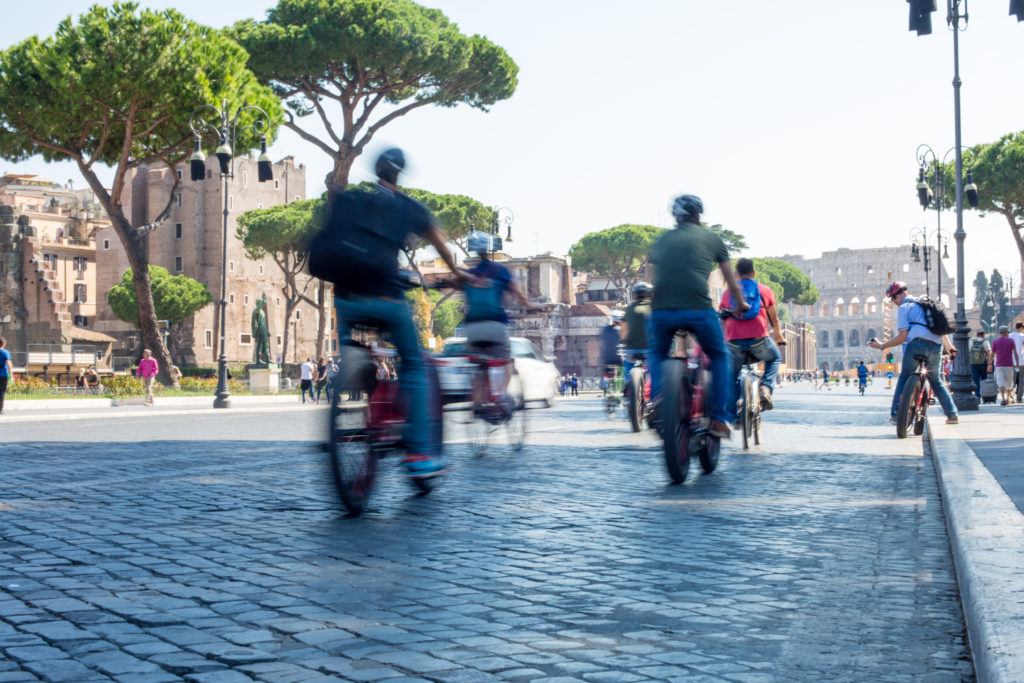 Guardian: 'Cleaner and greener' — Covid-19 prompts world's cities to free public space of cars
