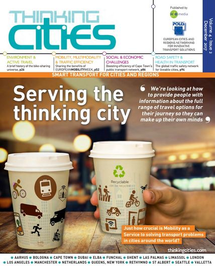 Thinking Cities magazine #9