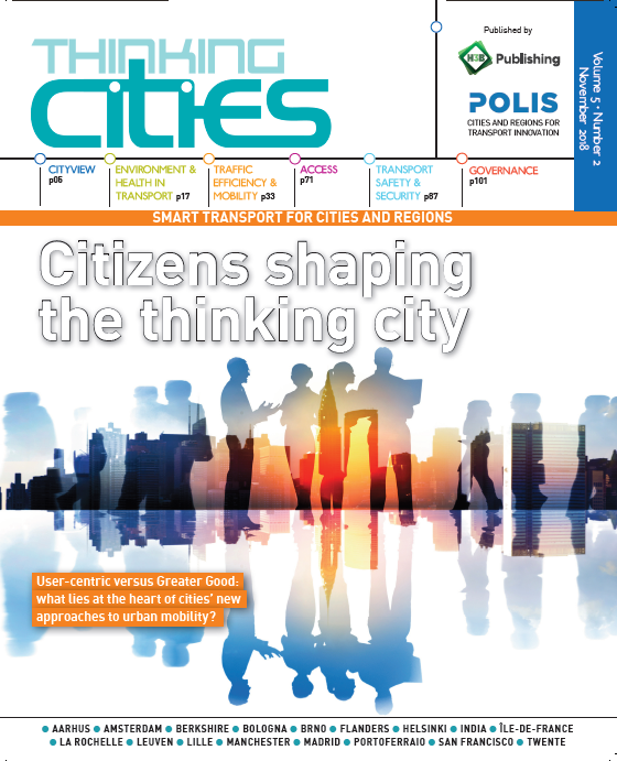 Thinking Cities magazine #11