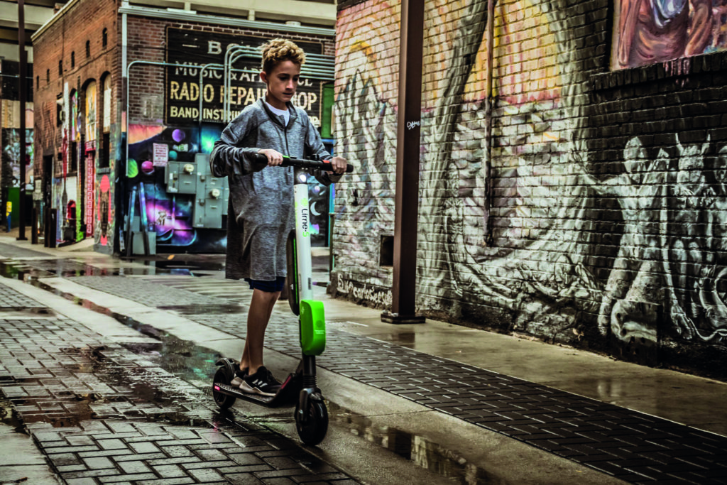 Brussels Times: Lime Scooters gradually return to Brussels