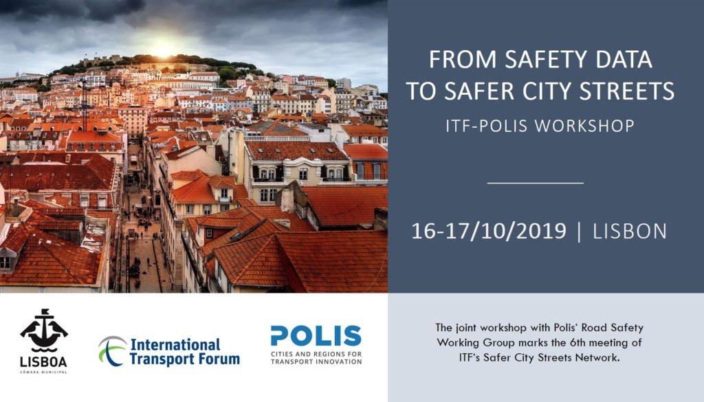 POLIS-ITF workshop on Safer City Streets