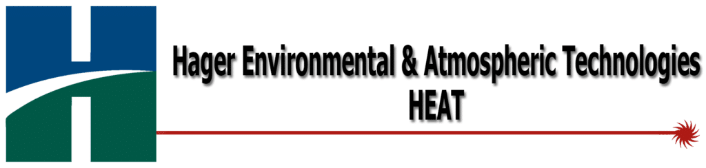 Hager Environmental & Atmospheric Technologies – HEAT