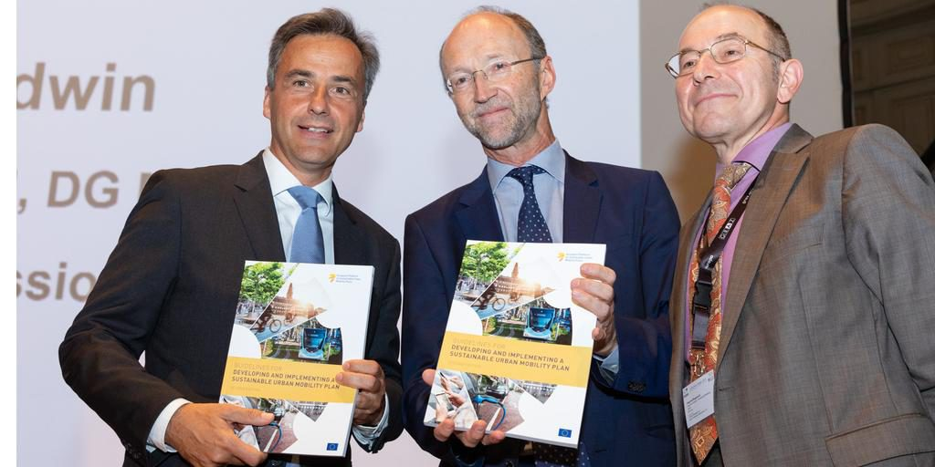 Revised European SUMP Guidelines launched at CIVITAS Forum 2019