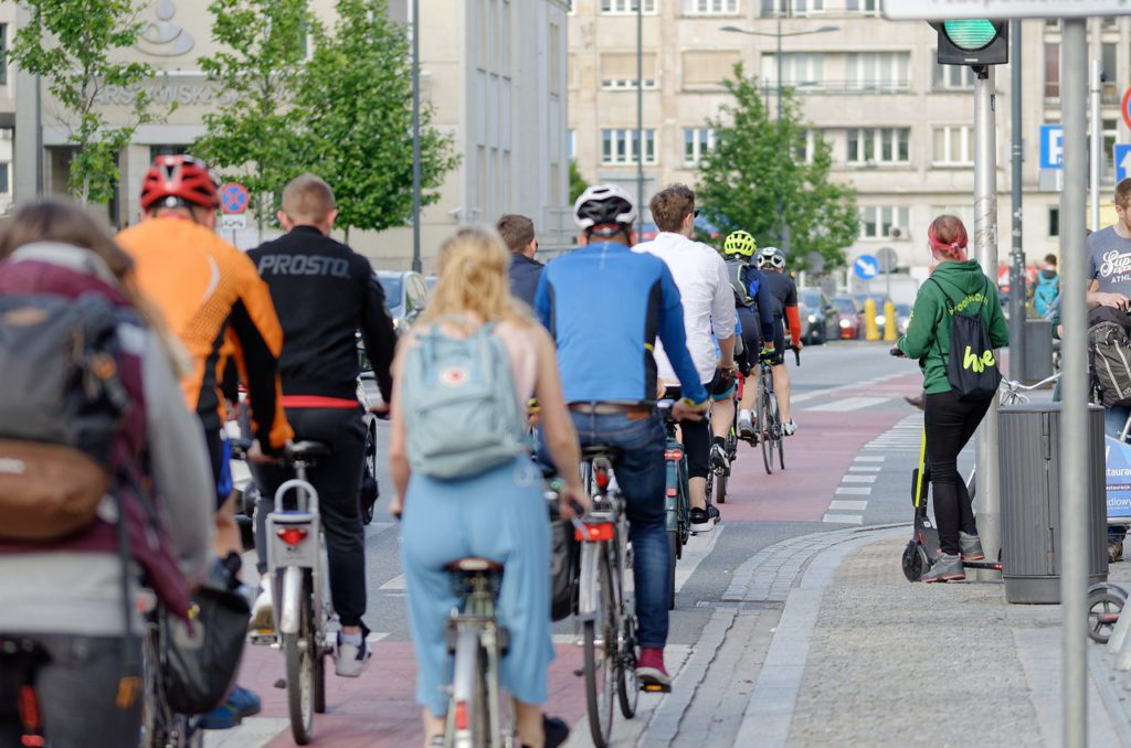 CEREMA: Temporary cycling lanes and lockdown: what are the opportunities?