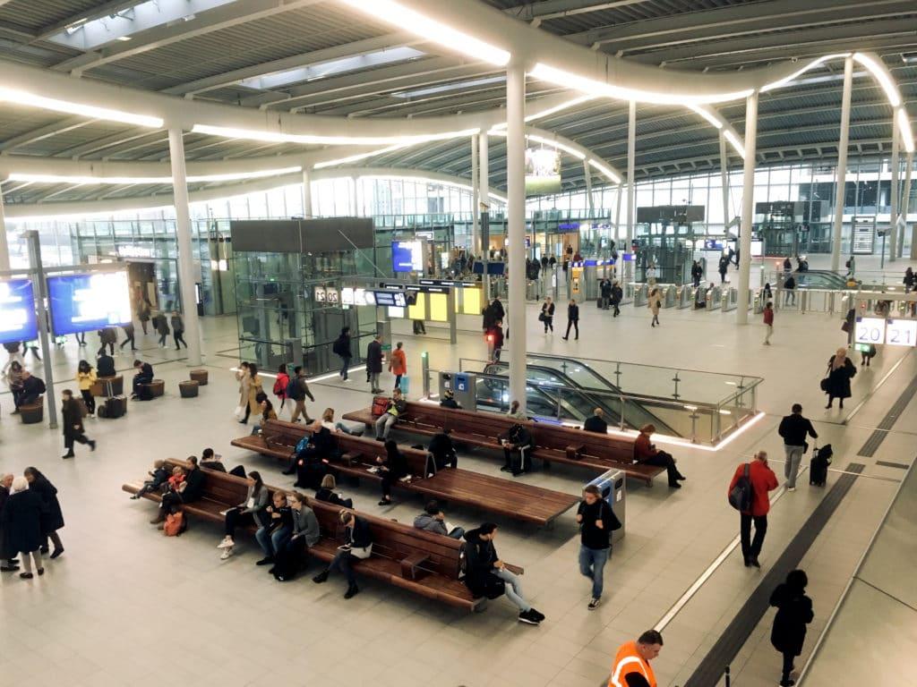 The liveable train station