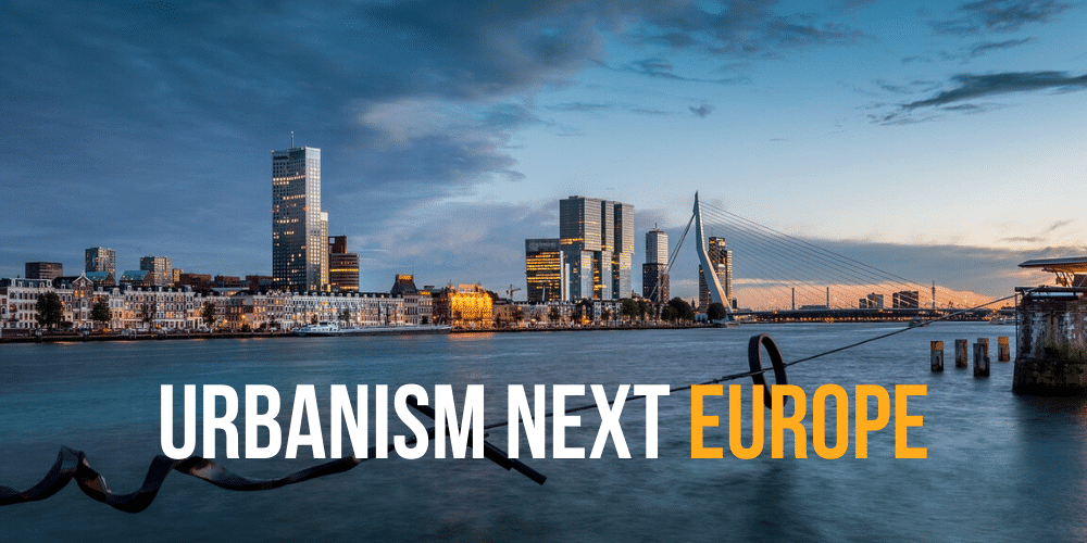 Call for Sessions at Urbanism Next Europe 2020 is OPEN