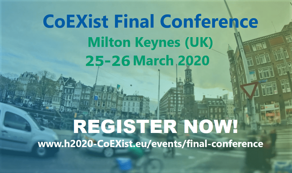CoEXist Final Conference