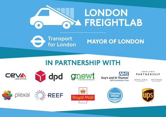 TfL launches London FreightLab to innovate for freight and servicing