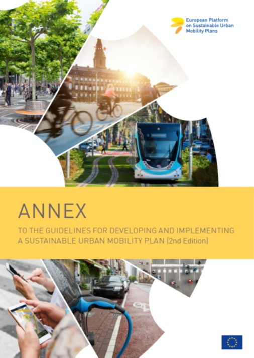 Annex to new edition of EU SUMP Guidelines now available