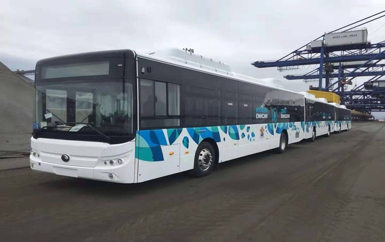 Sofia relaunches tender for 52 new electric buses
