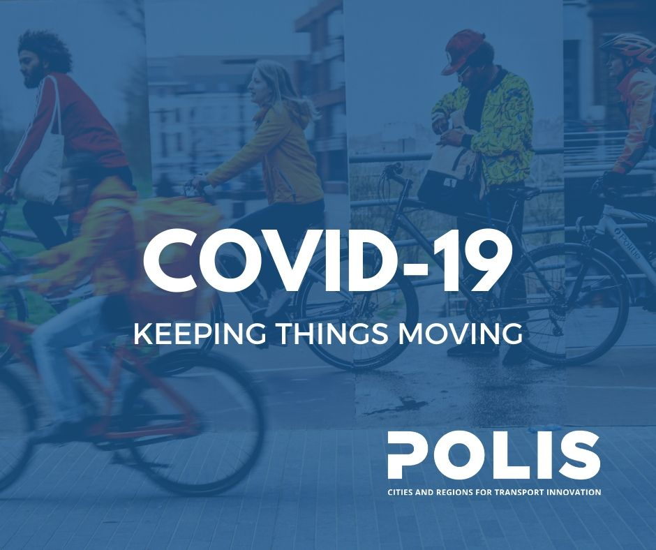 COVID-19: Keeping Things Moving