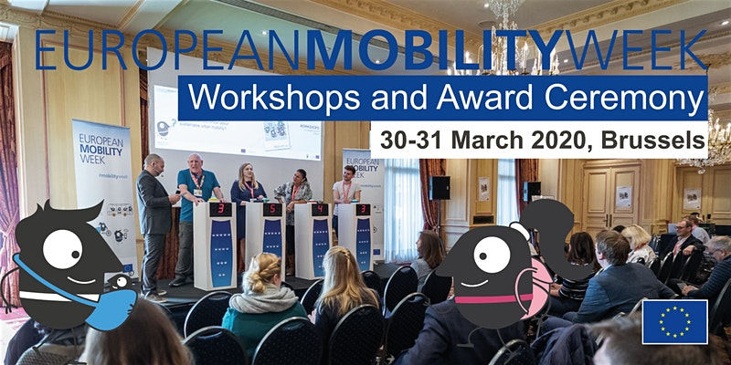EUROPEANMOBILITYWEEK Workshops and Award Ceremony 2020