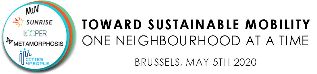 Final conference of five projects on co-creation at neighborhood level
