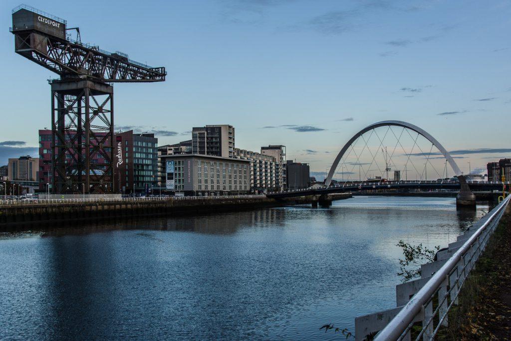 Glasgow and Edinburgh launch temporary free bike-share