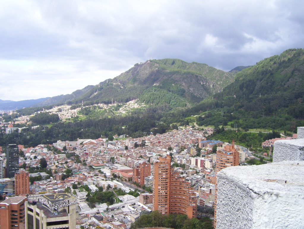 Bogotá launches safe cycle lanes and deploys free e-bikes for health workers
