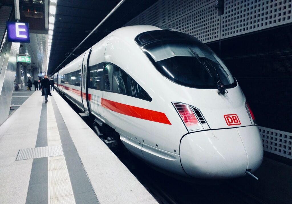 UBS: Covid-19 could speed up shift from plane to train in EU and China