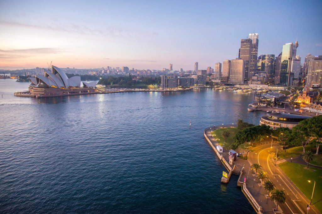 New South Wales announces funding for pop-up street improvements