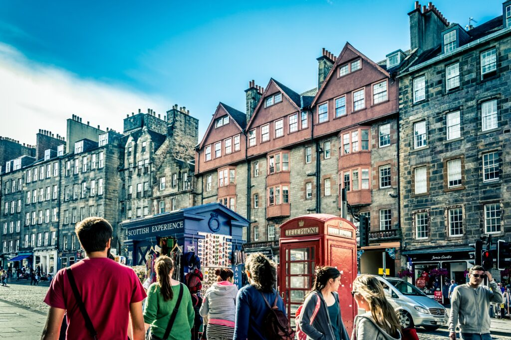 Edinburgh announces action plan for safe walking and cycling
