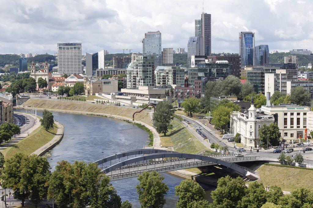 Vilnius plans more public space for bars and restaurants