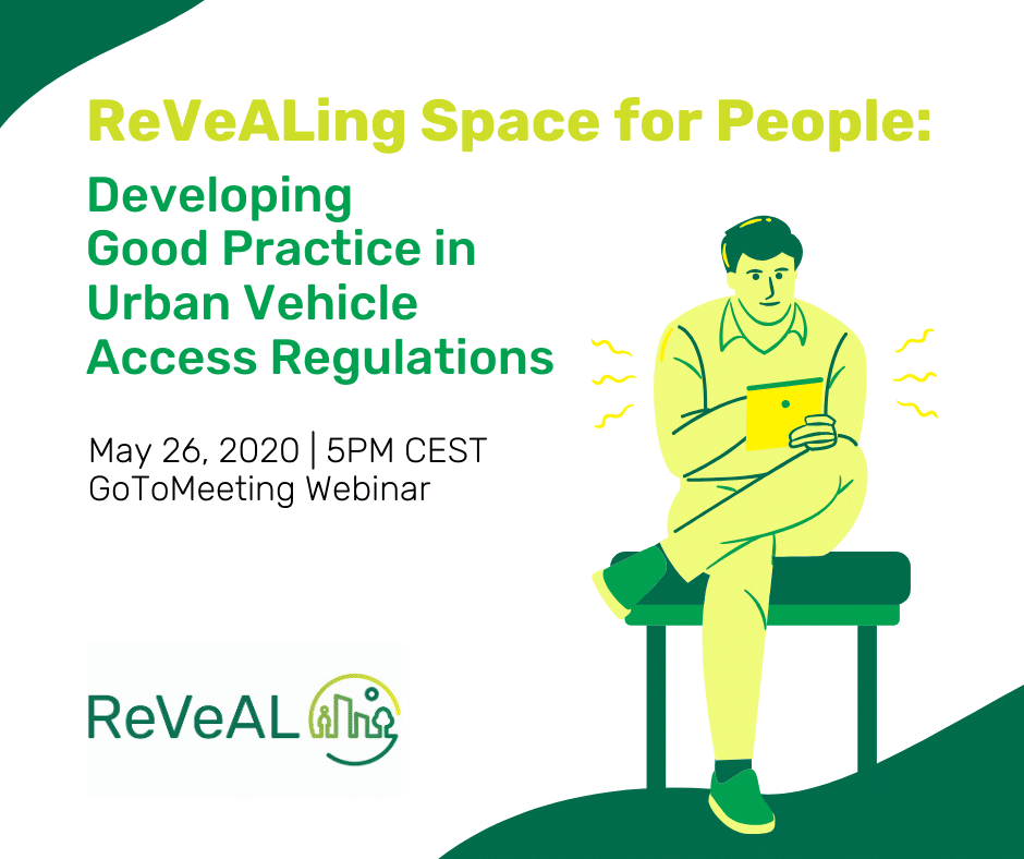 ReVeAL Webinar: ReVeALing Space for People