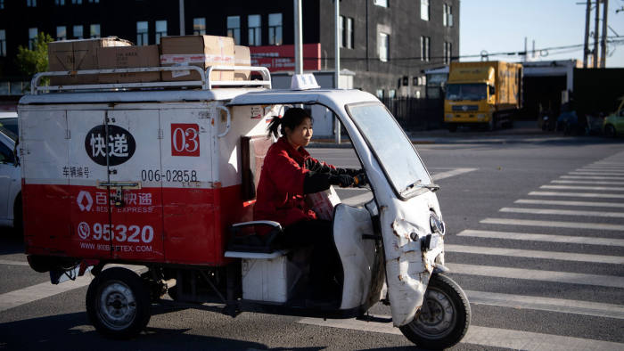 Webinar: Zero Emission Zones For Freight – Lessons from Beijing