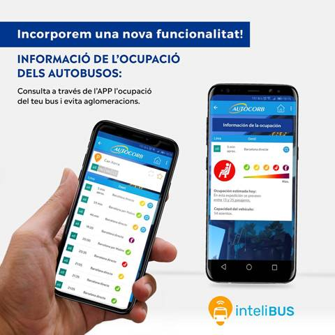 Catalonia launches app to show passengers bus occupancy levels
