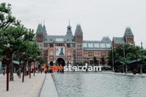 Amsterdam during daytime