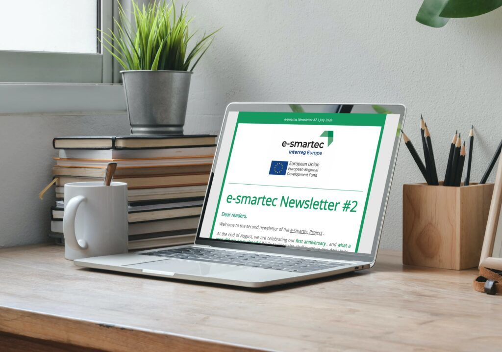 The 2nd e-smartec Newsletter is FINALLY here!