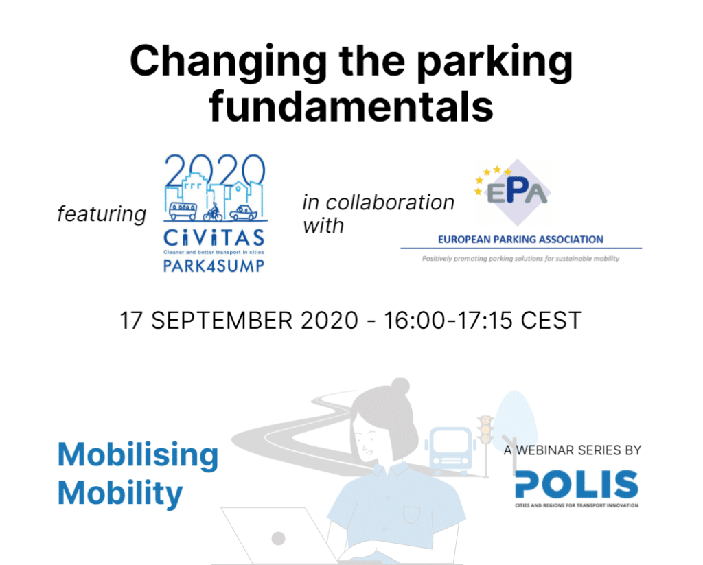 Mobilising Mobility: Changing the parking fundamentals
