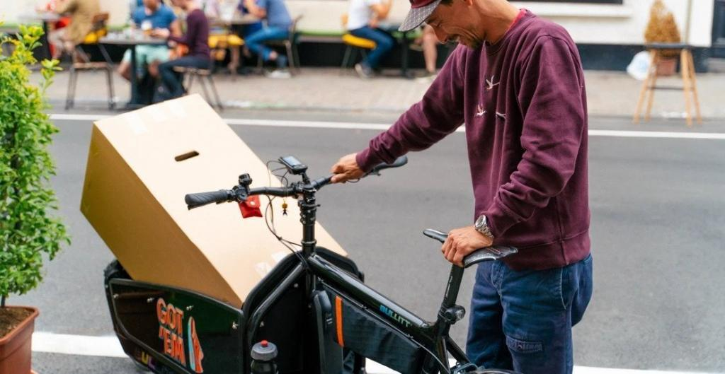 Brussels relies on cargo bikes to improve air quality