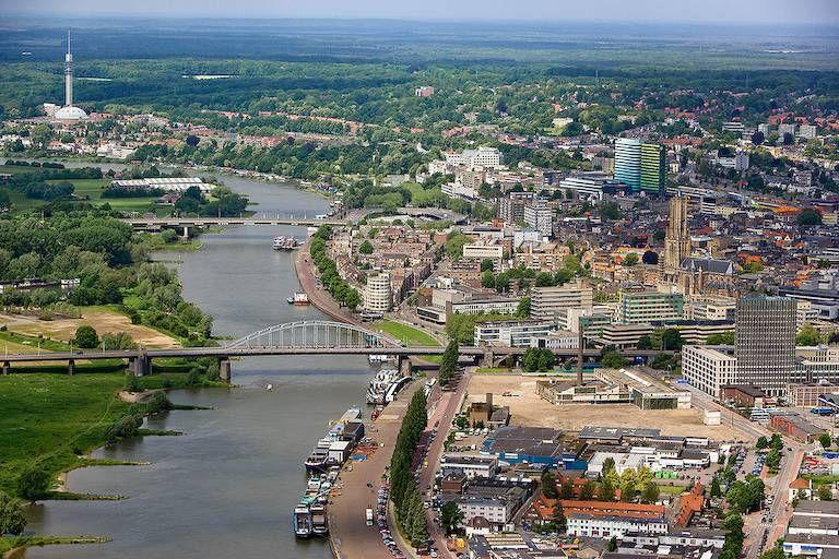 What's The Rush? Sustainable Commuting in the Arnhem-Nijmegen City Region