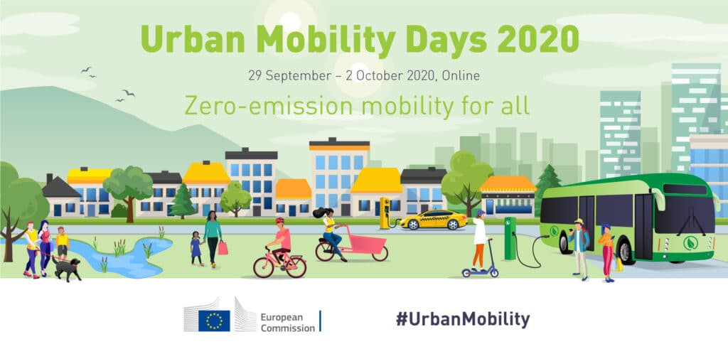 Urban Mobility Days- a virtual debate on all things mobility