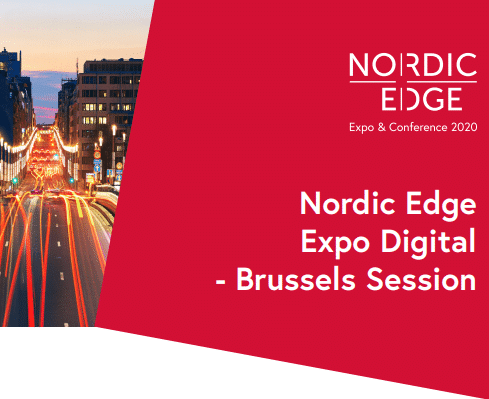 The Nordic Edge Conference: Brussels Session