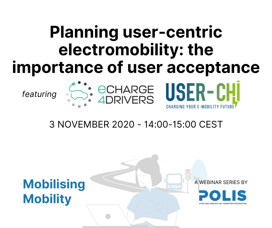 Mobilising Mobility: Planning user-centric electromobility – the importance of user acceptance