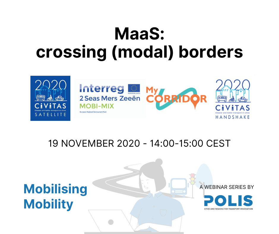 Mobilising Mobility: MaaS – crossing (modal) borders
