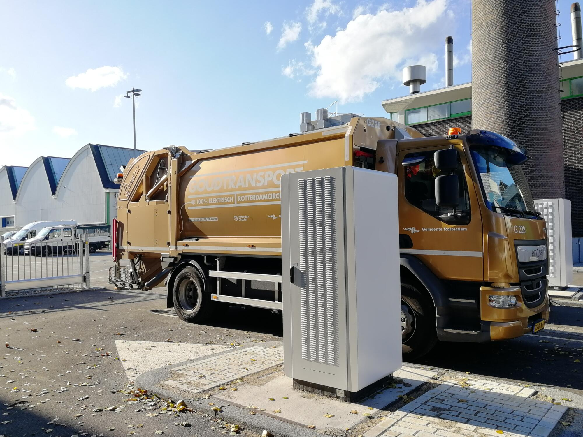 Zero-emission freight and shared charging infrastructure (ASSURED project)