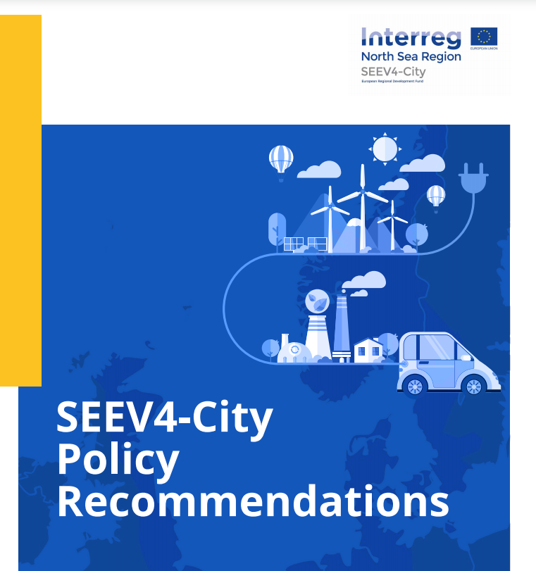 SEEV4City Final Policy Recommendations are now available