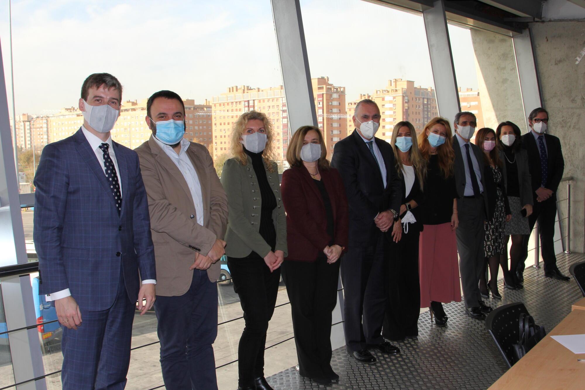 "Madrid creates ""Women and Safe Transport"" observatory"
