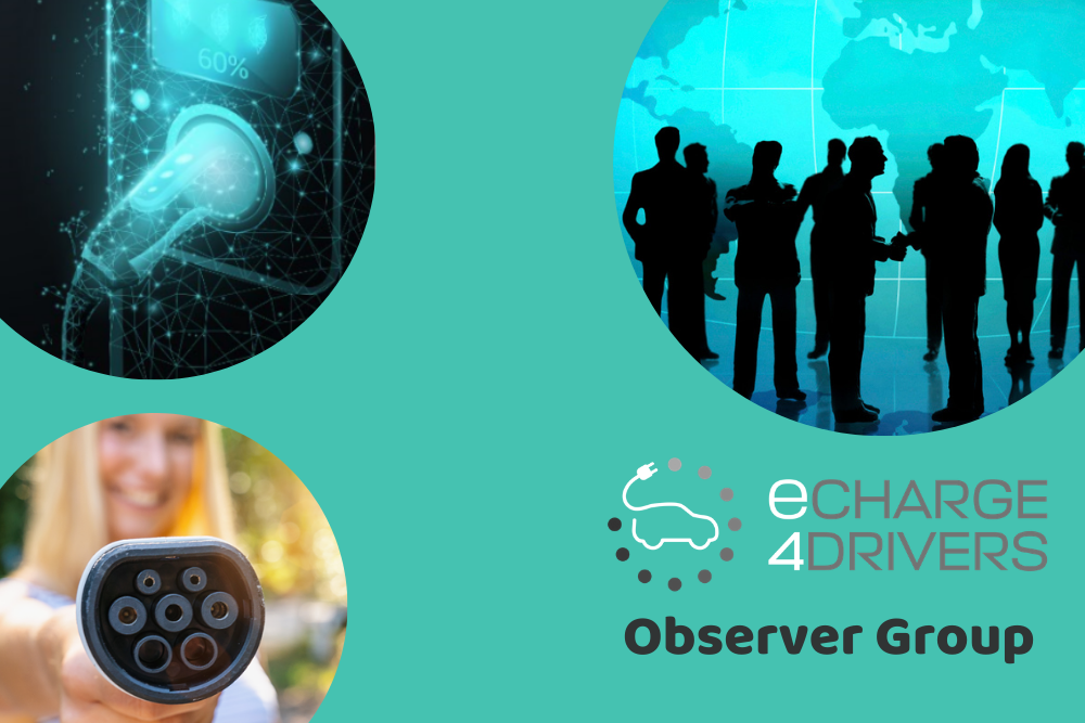Deadline extended for the eCharge4Drivers Observer Group