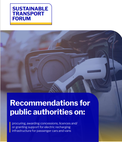 New recommendations for developing electric charging infrastructure