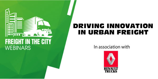 Transport for London presenting at 'Driving innovation in urban freight'