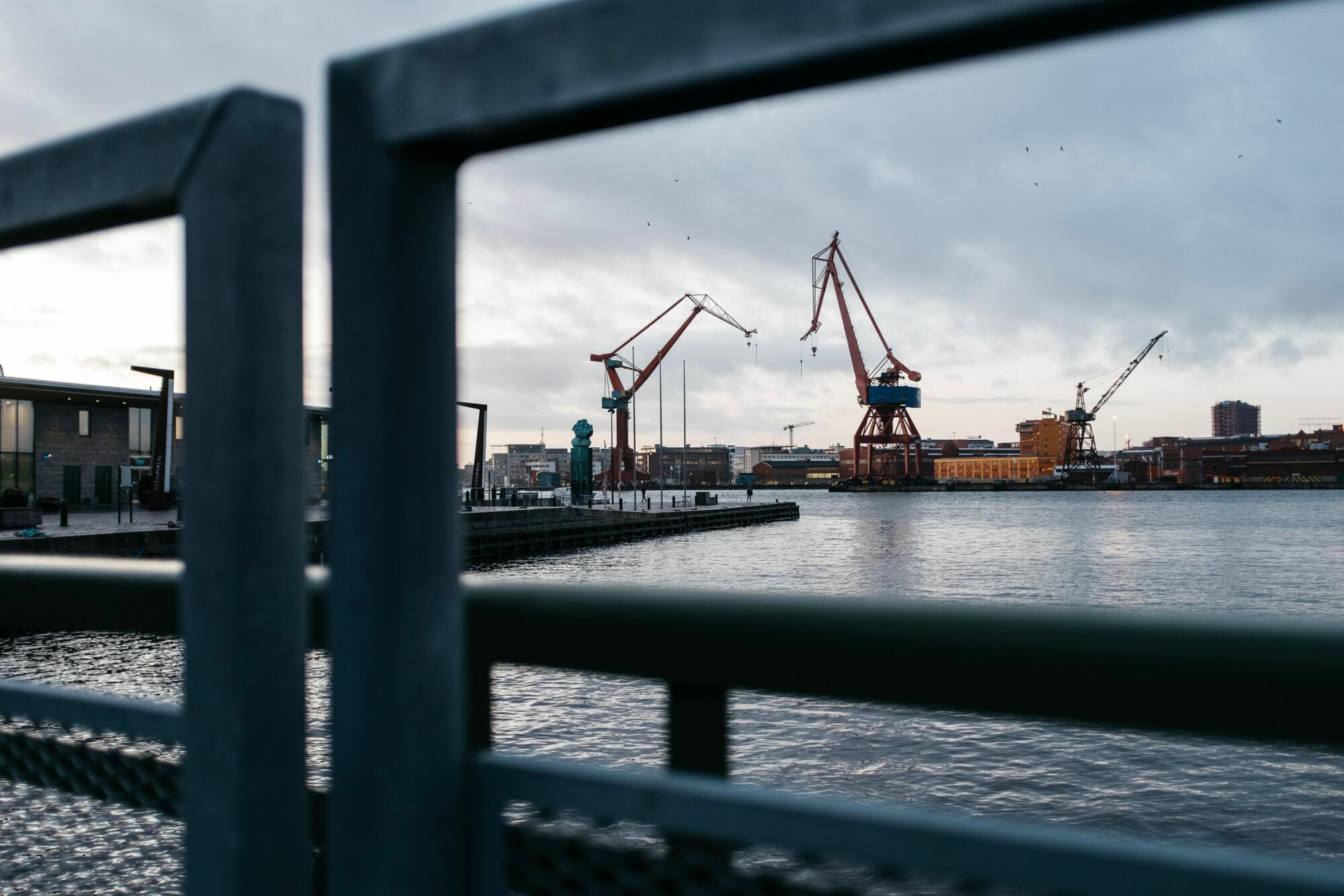 Gothenburg establishes pioneering 'Green Zone'