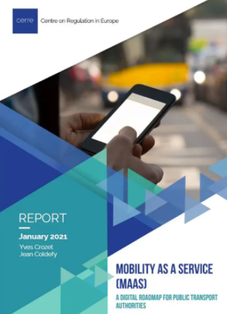 New report provides roadmap for MaaS
