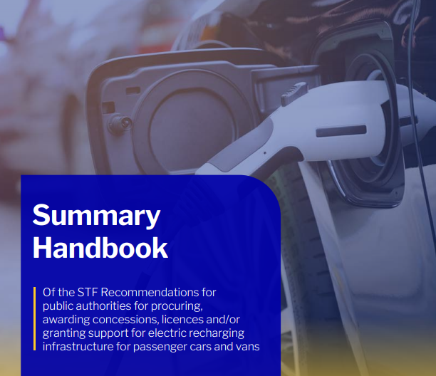 STF publishes handbook outlining electric vehicle best practices
